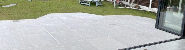 Artis 800x800x20mm Grey