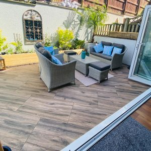 Wood 450x900x20mm Oak
