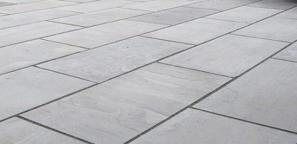 Kandla 450x900x20 mm Grey