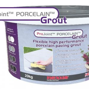 Pro Joint Grout - Buff 1 x 20kg Tub