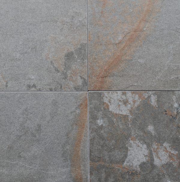 Basalt Dark Grey 200x200x20mm